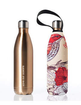 Future Bottle & Bird Cover 750ml by Bbbyo Australia                              Sold Out
