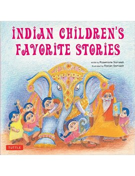 Indian Children's Favorite Stories by Rosemarie Somaiah