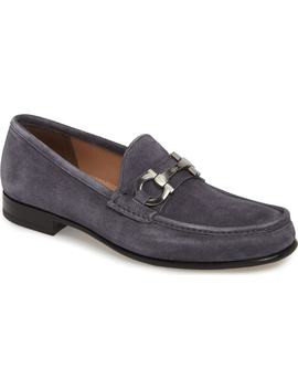 Bond Bitted Moc Loafer by Salvatore Ferragamo