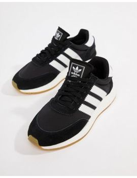 Adidas Originals I 5923 Sneakers In Black by Adidas