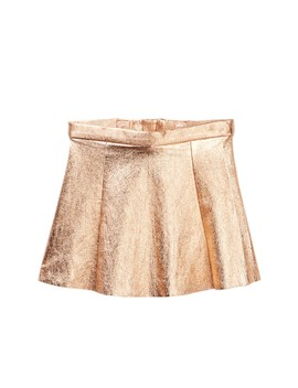 Metallic Skirt (Toddler & Little Girls) by Kate Spade New York