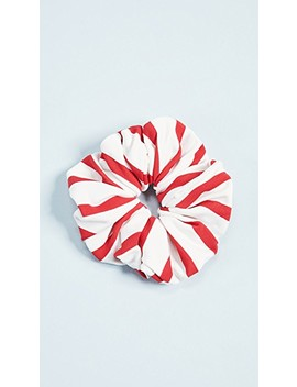 The Red Breton Scrunchie by Solid & Striped