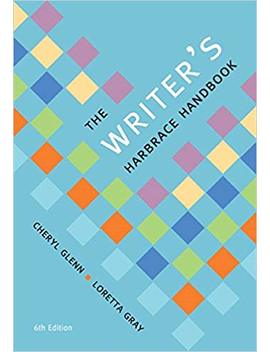 The Writer's Harbrace Handbook (The Harbrace Handbook Series) by Amazon