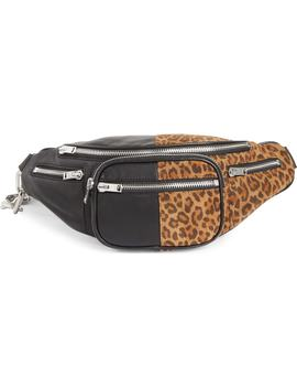 Attica Leather Fanny Pack by Alexander Wang