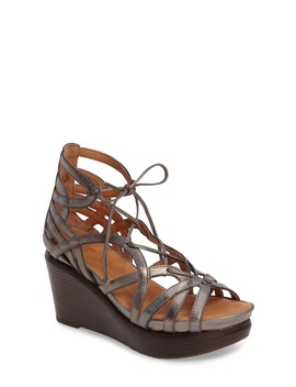 Joy Wedge Sandal by Gentle Souls