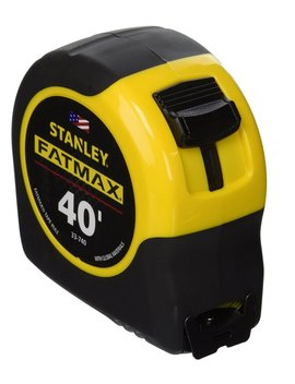 Stanley Fat Max 33 740 40 Foot Tape Rule With Blade Armor Coating by Stanley