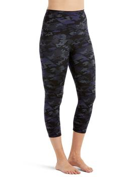 Active Print Crop Leggings by Spanx®