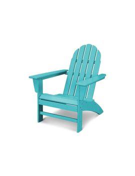 Polywood Vineyard Outdoor Adirondack Chair by Polywood