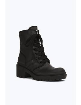 Bristol Canvas Lace Up Boot by Marc Jacobs
