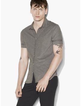 Short Sleeve Shirt by John Varvatos