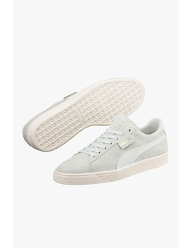 Suede Classic Perforation by Puma
