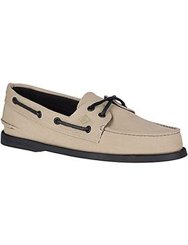 Men's Authentic Original 2 Eye Surplus Boat Shoe by Sperry