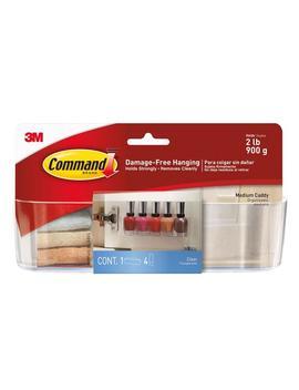 Command™ Clear Medium Caddy Command™ Clear Medium Caddy by Dormify