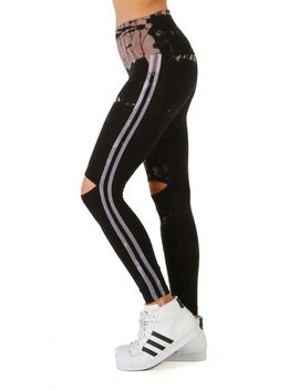Racing Stripe Haute Pant by Hard Tail Forever