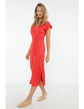 Love Of My Life Rib Dress by Chiquelle