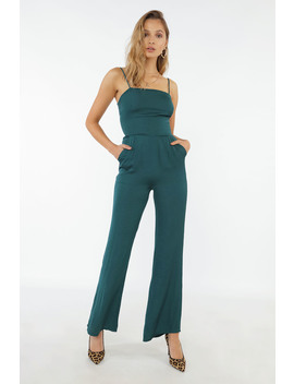 My Kind Of Jumpsuit by Chiquelle