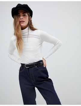 new-look-rib-roll-neck by new-look