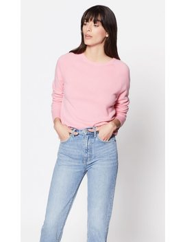 Axel Cropped Cashmere Sweater by Equipment