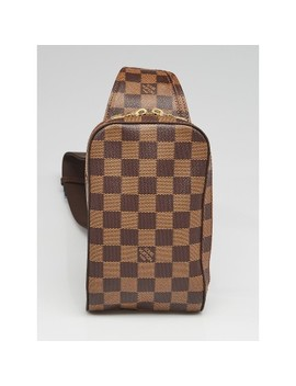 Damier Canvas Geronimos Hip Bag by Louis Vuitton