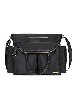 Skip*Hop® Chelsea Diaper Bag In Black by Buybuy Baby