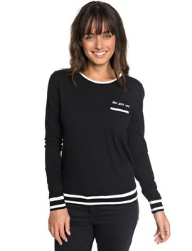 Next Vacation A Long Sleeve Top by Roxy