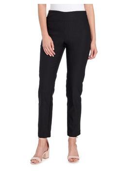 Solid Slim Ankle Pants Solid Slim Ankle Pants by Jules & Leopold Jules & Leopold