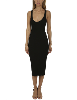 Enza Costa Rib Tank Dress by Enza Costa