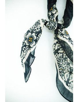 Clermont Floral Bandana by Roolee