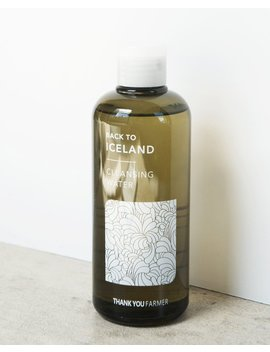 Back To Iceland Cleansing Water by Thank You Farmer