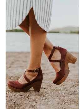 Free People Buena Vista Clog by Roolee