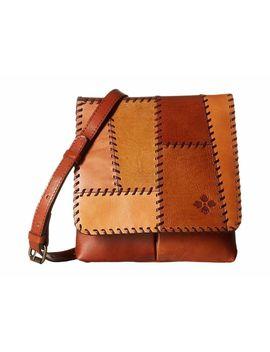 Patricia Nash Italian Leather Granada Crossbody Shoulder Bag Patchwork Nwt $149 by Patricia Nash