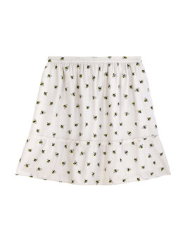 Bumble Bee Dobby Skirt by Cath Kidston