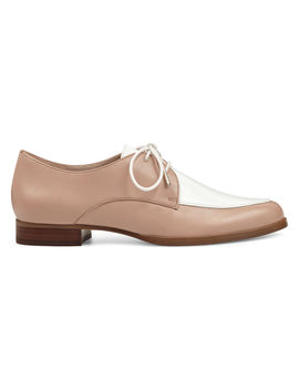 Halbert Lace Up Oxfords by Nine West