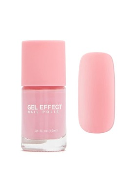 rose-pink-gel-effect-nail-polish by forever-21