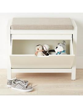 Clybourn Storage Bench by Container Store