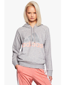 Essentials Linear Pullover Hoodie by Adidas