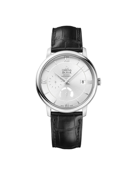 Omega De Ville Prestige Power Reserve Automatic Men's Watch by Beaverbrooks