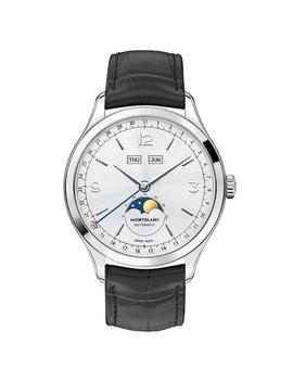 Montblanc Heritage Chronometrie Quantieme Complet Automatic Men's Watch by Beaverbrooks