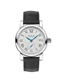 Montblanc Star Roman Small Second Automatic Men's Watch by Beaverbrooks