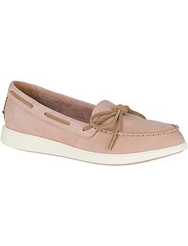 Women's Oasis Canal Boat Shoe by Sperry