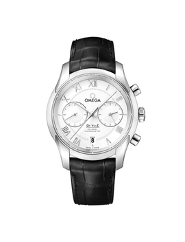 Omega De Ville Chronograph Men's Watch by Beaverbrooks
