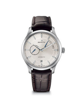 Zenith Elite Power Reserve Automatic Men's Watch by Beaverbrooks