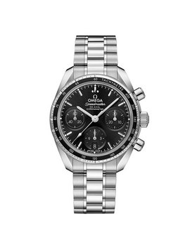 Omega Speedmaster Co Axial Chronograph Men's Watch by Beaverbrooks