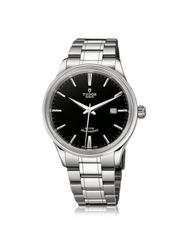 Tudor Style Automatic Ladies Watch by Beaverbrooks