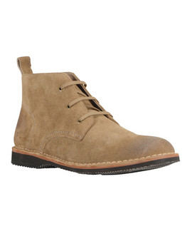 Dorchester Chukka // Tabaco + Black + Deep Natural by Touch Of Modern