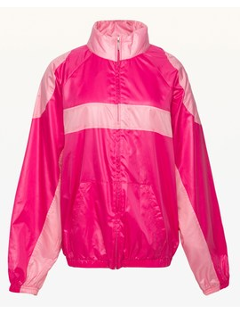 Colorblock Nylon Jacket by Juicy Couture