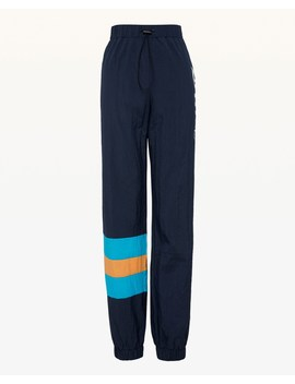Jxjc Gothic Logo Colorblock Nylon Pant by Juicy Couture