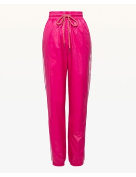 Colorblock Nylon Pant by Juicy Couture