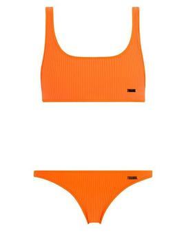 Ultralight   Pop Orange   *In Regular Or Cheeky Bum* by Triangl