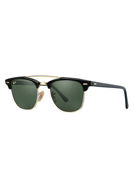 Clubmaster Double Bridge by Ray Ban